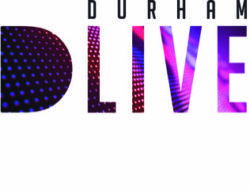 durham live logo with dots bg